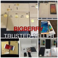 BNIB Xiaomi Mi4 3G 3/16GB white original 100% garansi distributor 1 th