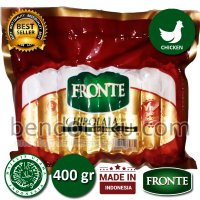 Fronte Sosis Chicken Chipolata 400gr