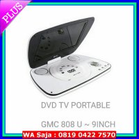 LIMITED DVD TV PORTABLE GMC 9'