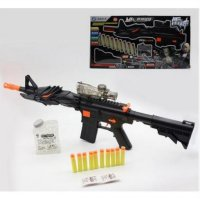 Nerf Shotgun Water & Soft Bullet Gun