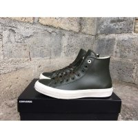 CONVERSE CT II LEATHER MESH COLLARD ORIGINAL 100%