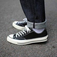 Converse CT All Star 70s Ox Black white