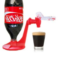 Fizz Saver Dispenser Air Botol Soda Coke Coca Cola Sprite