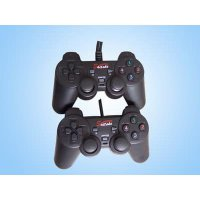 Gamepad Dobel Getar USB
