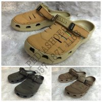Sandal Clog Crocs Yukon Leather Original GROSIR dan ECERAN