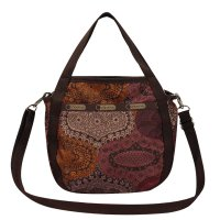 [Same day shipping] [LeSportsac] Jenny Small Cross Body Bag 8056 D451 Macrame