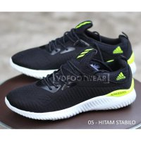 SEPATU KETS SNEAKERS PRIA ADIDAS ALPHABOUNCE 2.0