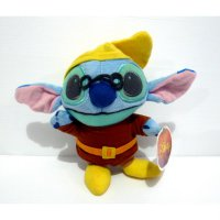 Boneka Stitch Doc Seven Dwarfs Dwarf Collaboration Original Disney