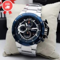 JAM TANGAN PRIA EXPEDITION EXPEDITION E6751 SILVER BLUE ORIGINAL