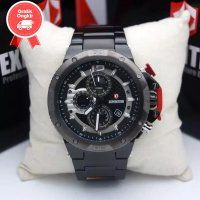 JAM TANGAN PRIA EXPEDITION E6751 FULL BLACK ORIGINAL