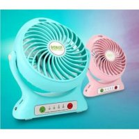 Fan / Kipas Portable Mini Vivan Robot RT-BF05 - Mini Fan + Pow