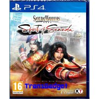 [Sony PlayStation PS4] Samurai Warriors: Spirit of Sanada