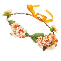 [macyskorea] Floral Fall Elegant Flower Crown Headbands Boho Festival Wedding headpiece F-/17494835
