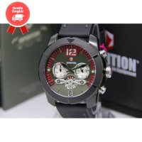 JAM TANGAN PRIA EXPEDITION E6761 FULL BLACK ORIGINAL