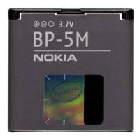 Nokia Baterai / Battery/ Batre BP5M BP 5M Original 100%