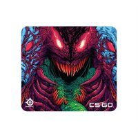 Mousepad SteelSeries QcK+ (Plus) CS:GO Hyperbeast Edition