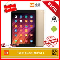 Tablet Xiaomi Mi Pad 3 64GB RAM 4GB 13MP Garansi 1 Tahun Original
