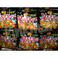 SAMYANG MIE GORENG Hot and Spicy 140 GR