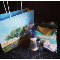 L'occitane Shea Butter Set