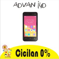 Handphone / HP Advan I4D [RAM 1GB / Internal 8GB]