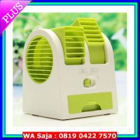 Fancy Items StarHome AC Duduk Mini Portable - Double Blower Mini AC - Kipas Angin