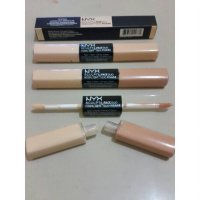 NYX CONCEALER & HGHLIGHT 2IN1 / NYX HIGHLIGHT & CONCEALER 2IN1