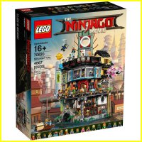 LEGO 70620 - Ninjago Movie - NINJAGO City