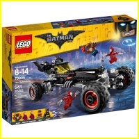 LEGO 70905 - The Lego Batman Movie - The Batmobile