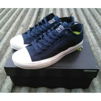 Sepatu Converse All Star CT 2 Navy Lunarlon Premium Original BNIB