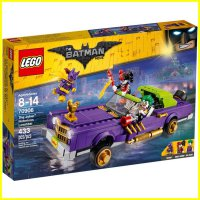 LEGO 70906 - The Lego Batman Movie - The Joker Notorius Lowrider