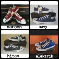 Fashion | Murah | grosir sepatu converse all star low grade ori