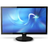 ACER P166HQL 15.6-in LED Glossy Monitor