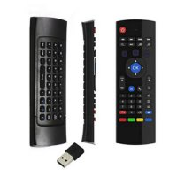 [globalbuy] 2.4G Wireless Remote Control Keyboard Air Mouse for Android TV Box XBMC Smart /554525