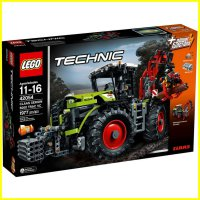LEGO 42054 - Technic - CLAAS XERION 5000 TRAC VC