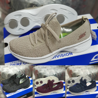 NEW SKECHERS GO WALK 4 TALI VARIASI WITH ALAS GOGAMAX EMPUK