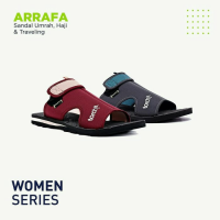 sandal TORCH ARRAFA women series haji umro travelling