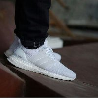 Adidas Ultraboost 3.0 Triple White Premium Original Sneakers new