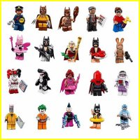LEGO 71017 - LEGO Batman Movie Series Complete Full Set (20pcs) MISP