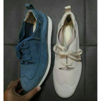 sepatu sneakers hus puppies woman original