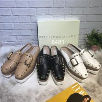 STELLA MCCARTNEY SANDAL SEPATU WEDGES OXFORD 8481 IMPORT