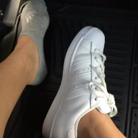 Adidas Superstar FP Triple White ORIGINAL Sneaker for Ladies