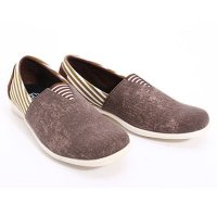 Dr. Kevin Women Flats Shoes 43143 - Coffee - Cokelat Tua, 39