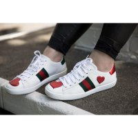Gucci Ace Heart Sneaker Women