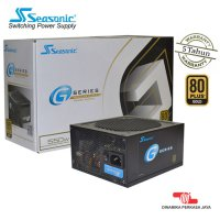 PSU SEASONIC G550, 80PLUS GOLD Certified, Garansi 5 Tahun
