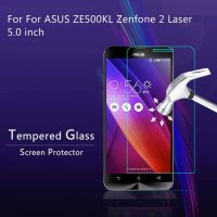 [globalbuy] For ASUS Zenfone2 5' ZE500KL Tempered Glass Screen Protector Film Screen Prote/2577946