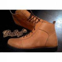 SEPATU MURAH ORIGINAL BRADLEYS ANUBIS LEATHER TAN