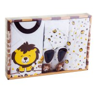 Kiddy Baby Gift Set singa 11167 - new born plus