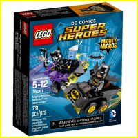 LEGO 76061 - Super Heroes - Mighty Micros: Batman vs. Catwoman