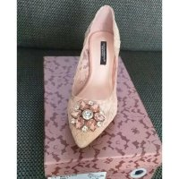 dolce and gabbana heels - mirror quality