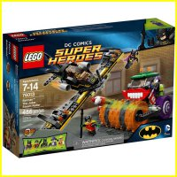LEGO 76013 - Super Heroes - Batman: The Joker Steam Roller